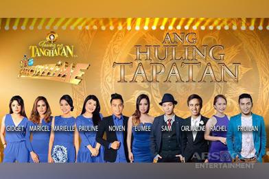 """10 Grand Finalists clash in """"Tawag ng Tanghalan: Ang Huling Tapatan"""""""