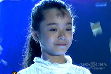 TNT KIDS: Defending champion Sheena Belarmino, nakamit ang ika-apat na panalo sa Tawag Ng Tanghalan