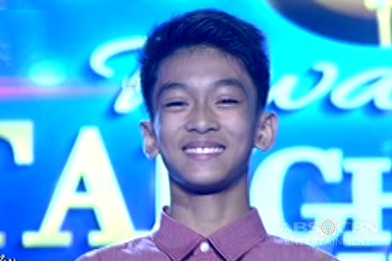 TNT KIDS:  Larenz Pableo, itinanghal na bagong kampeon sa Tawag Ng Tanghalan Kids