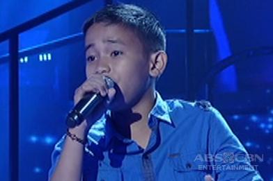 TNT KIDS: Mindanao contender Johnwyn Pongase sings Mama