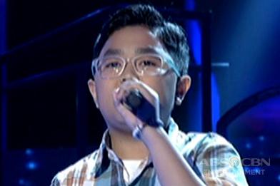 TNT KIDS: Visayas contender Andrian Angelo Jance sings Jessie J's Domino