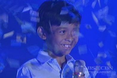 TNT KIDS: Kiefer Sanchez, napabilang na sa listahan ng mga semi finalist