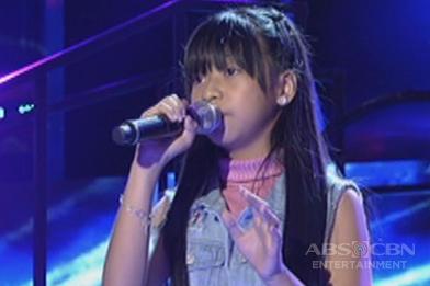 TNT KIDS: Luzon contender Heather Lindsay Chu sings Yeng Constantino's Hawak Kamay
