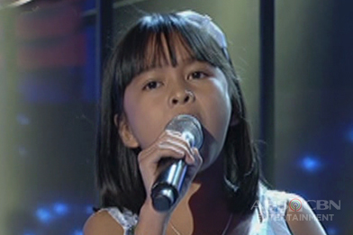 TNT KIDS: Mindanao contender Jzykeiah Yuki Bacani sings Survivor's