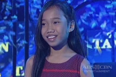 TNT KIDS: Loujille Soriano, itinanghal na bagong nagmamay-ari sa golden microphone