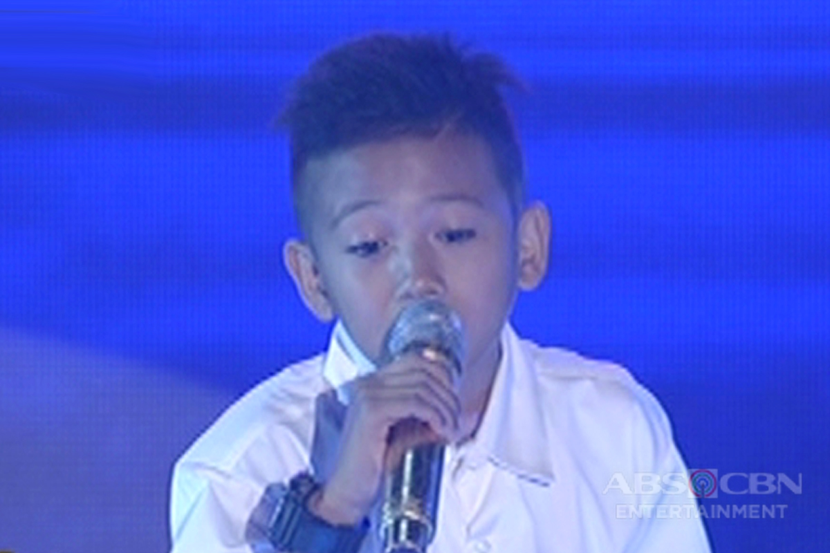 WATCH: John Jamiel Convicto enters TNT Kids semi finals