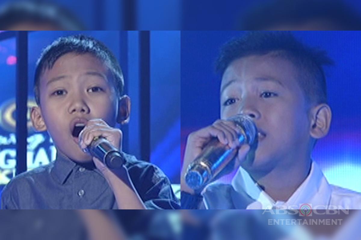 TNT KIDS: Galeno Opong, hinarap ang 4-time defending champion na si John Jamiel Convicto