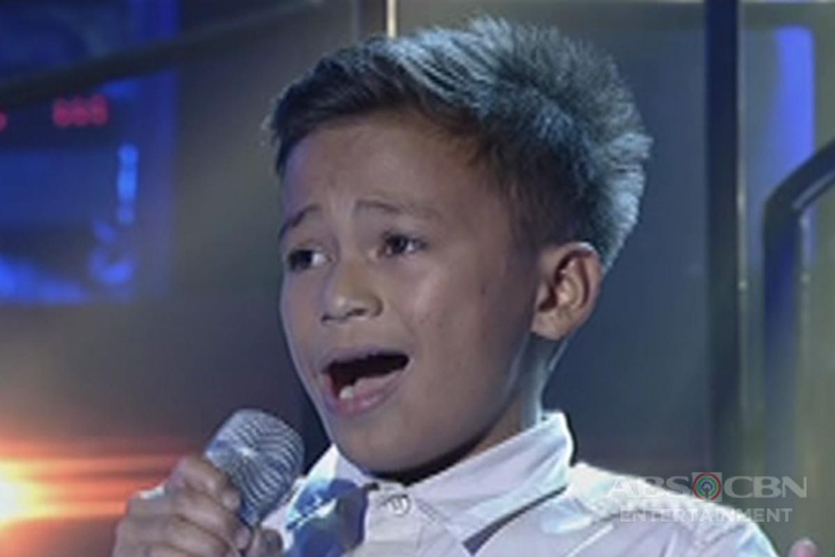 TNT KIDS: Mindanao resbaker Judie Langcoban sings Ikaw Ang Sagot