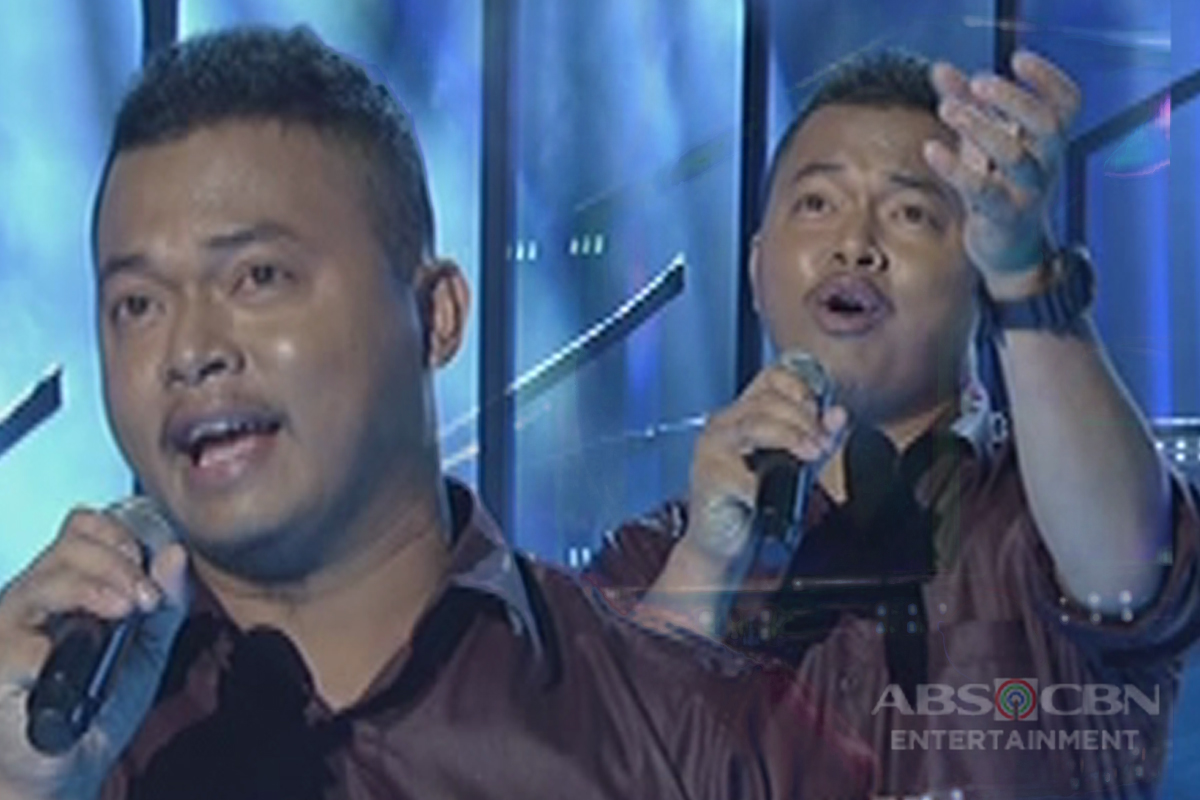 TNT: Mindanao contender Alfred Relatado sings My Special Angel
