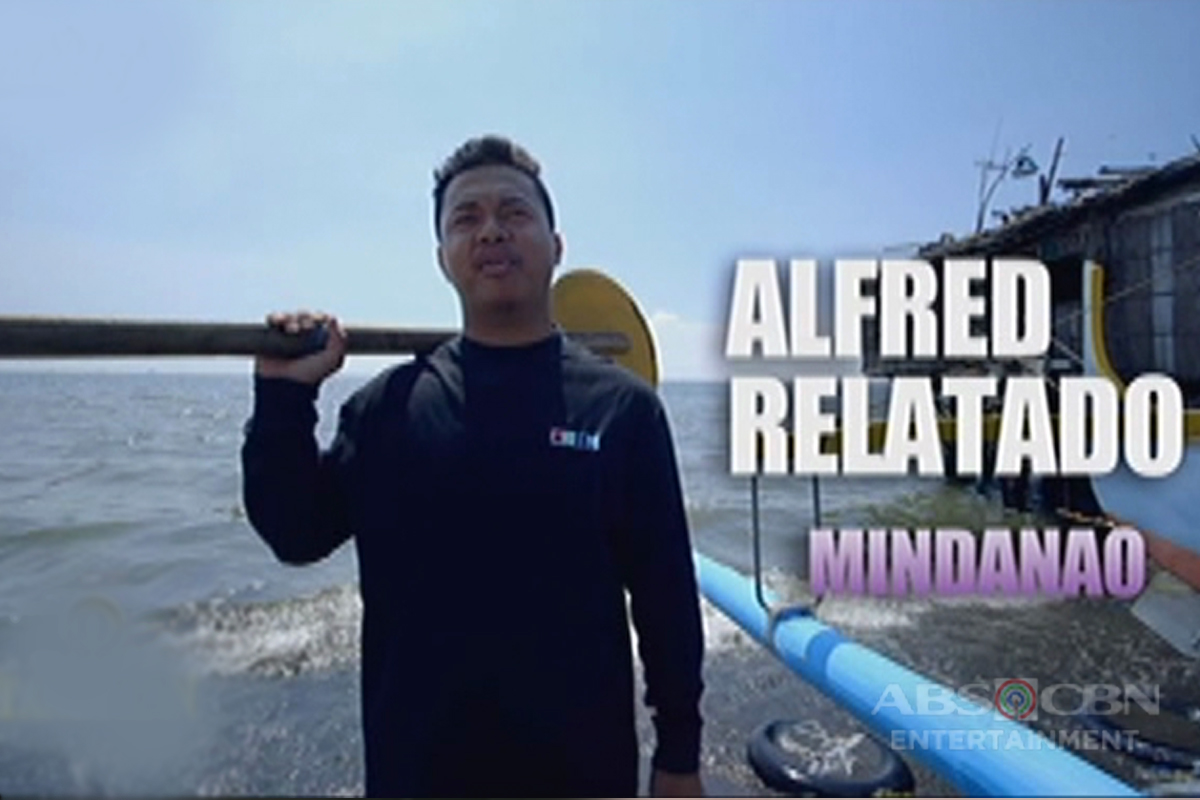 TNT: Kilalanin ang Mindanao contender na si  Alfred Relatado