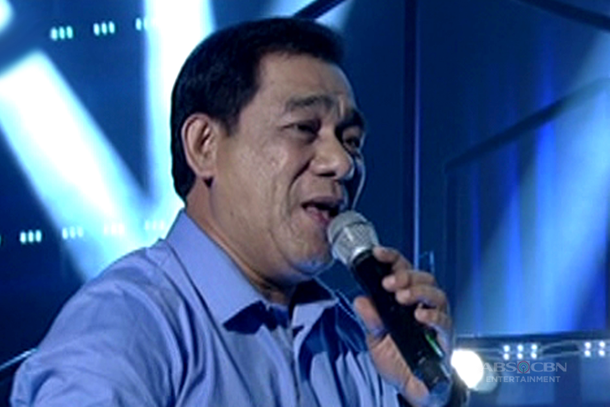TNT: Visayas contender Benjamin Pedrera sings Sometimes When We Touch
