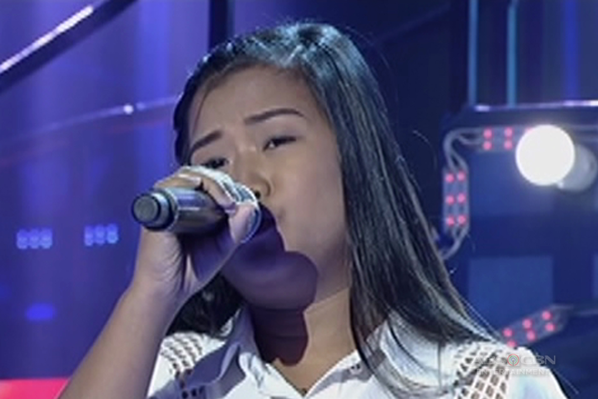 TNT: Metro Manila contender Rea Gen Villareal sings Dusty Springfield's You Don't Have To Say You Love Me