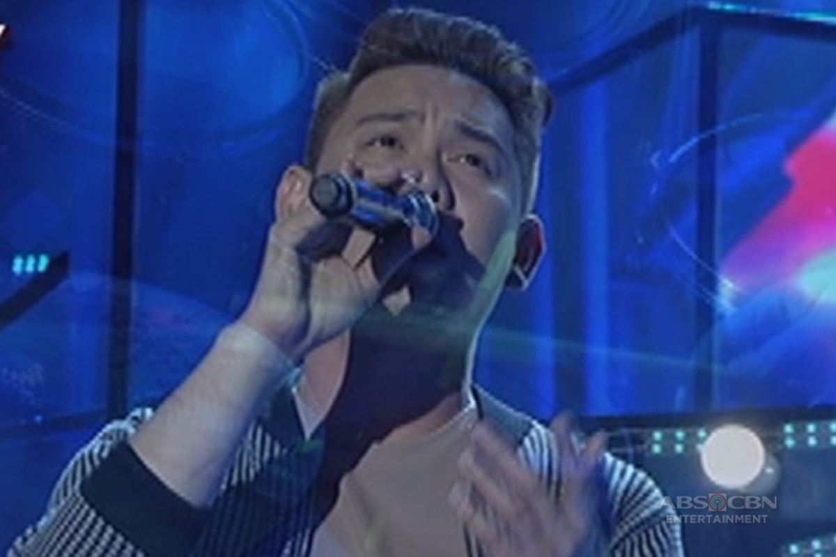 TNT: Luzon contender Julius Cawaling sings Stevie Wonder's Lately