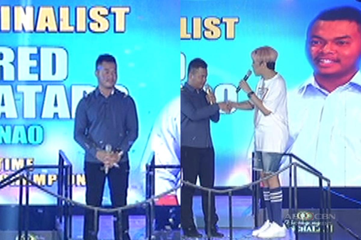 TNT: Alfred Relatado, napabilang na sa listahan ng semifinalist