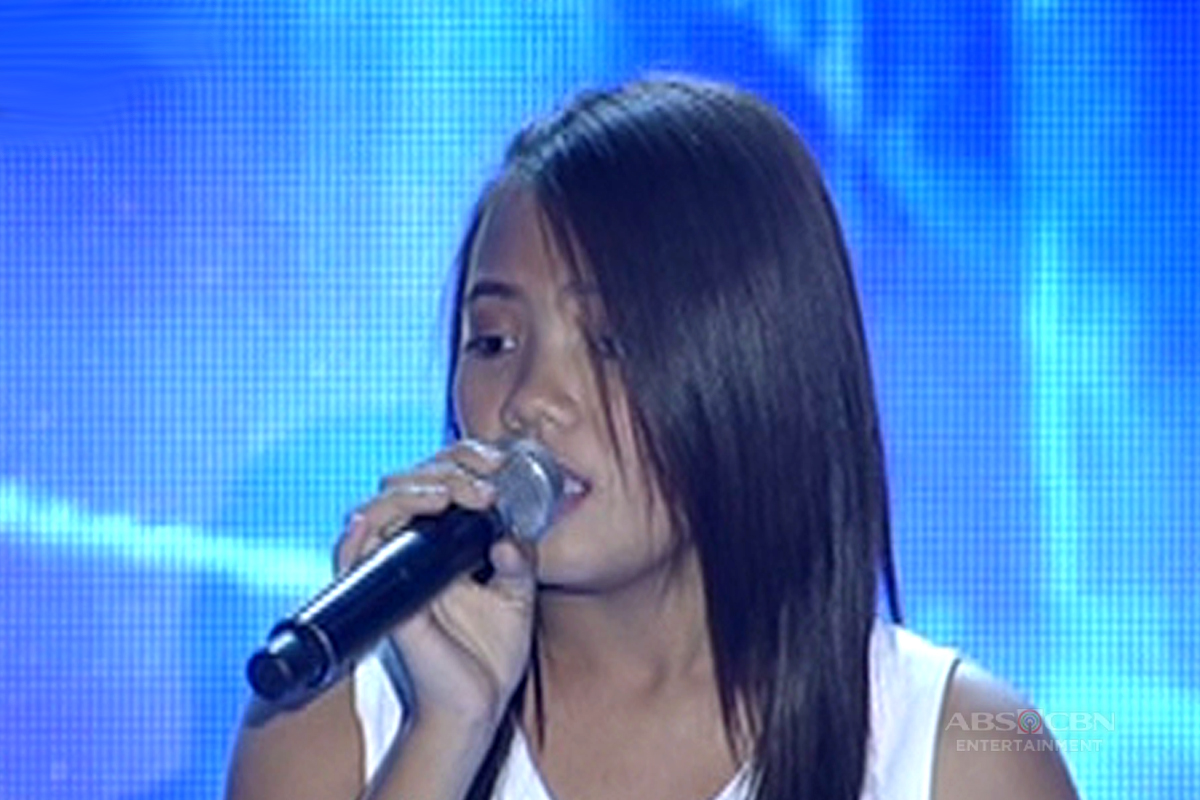 TNT: Luzon contender Rosalyn Mejica sings Ikaw Ang Pangarap