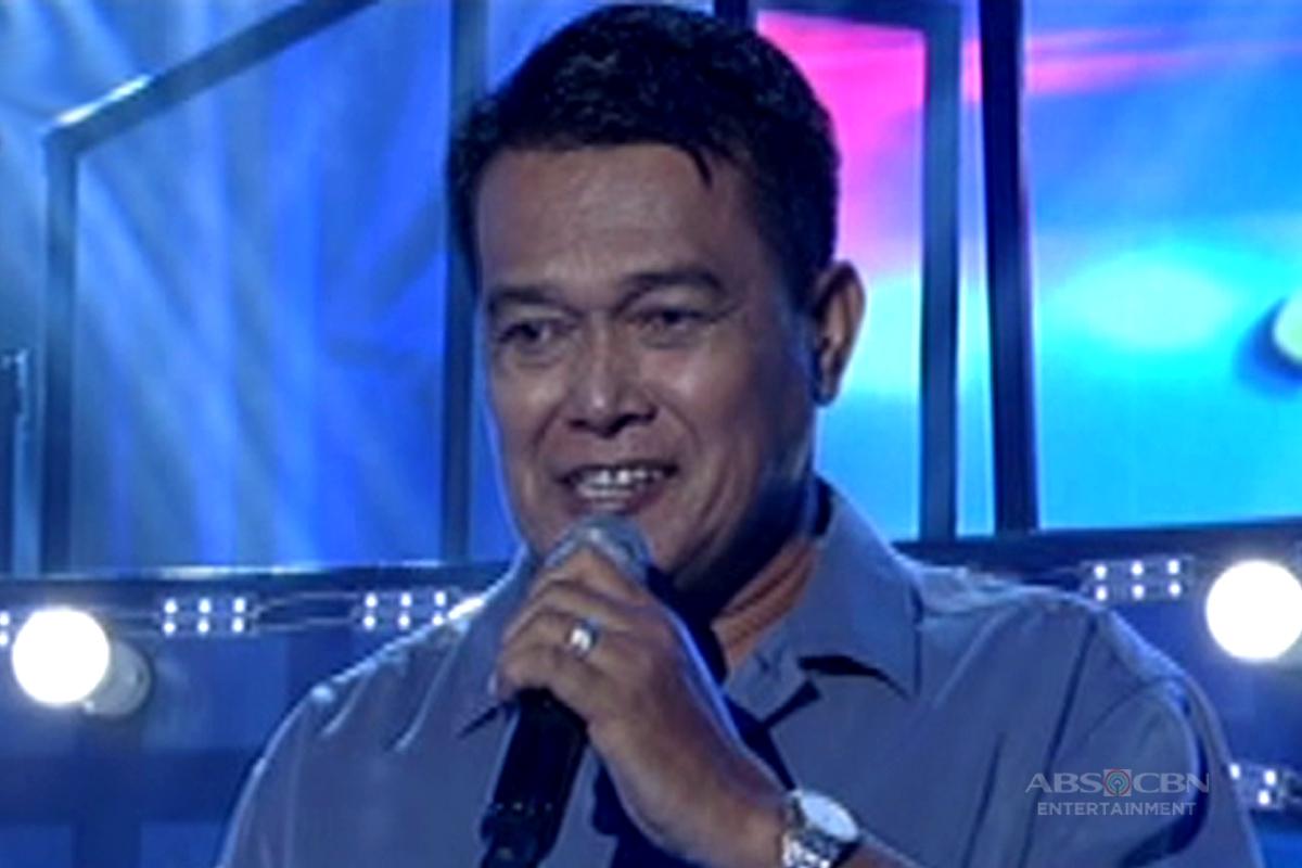 TNT: Visayas contender Platon Canete sings Martin Nievera's Kahit Isang Saglit