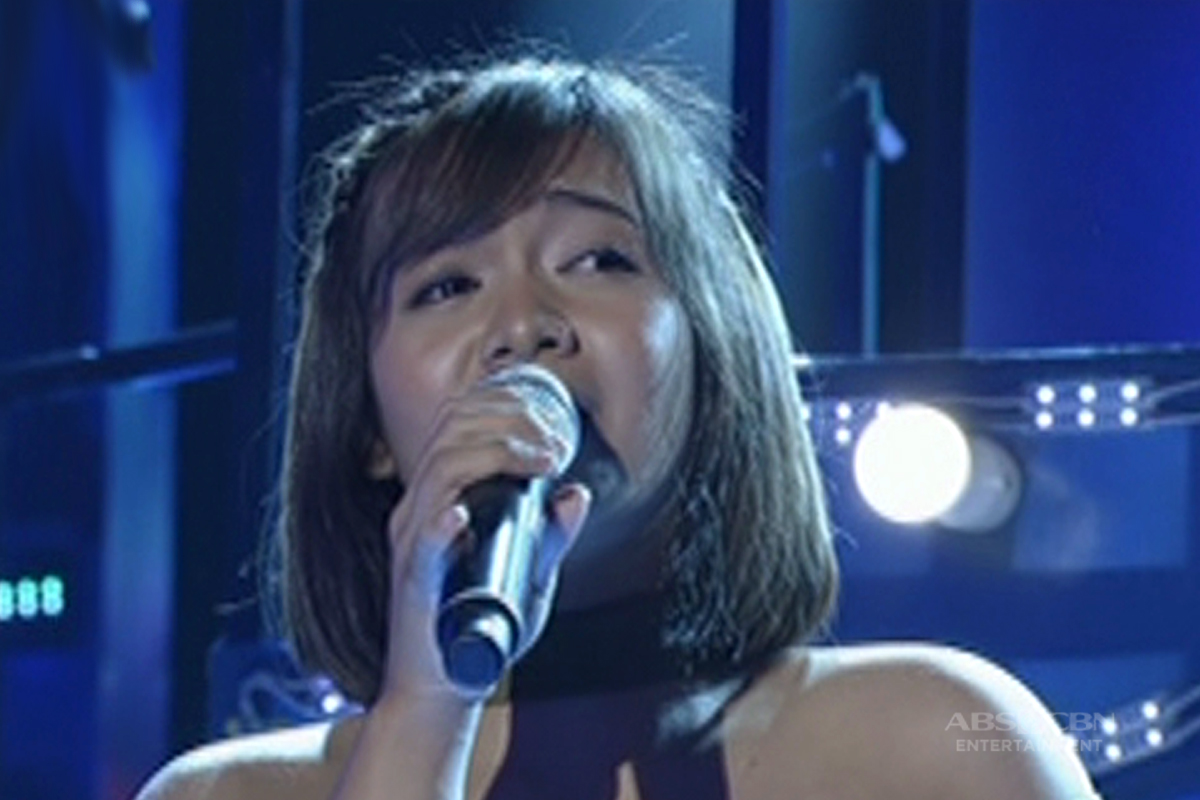 TNT: Luzon contender Marie Jasmine Ibay sings Demi Lovato's Stone Cold