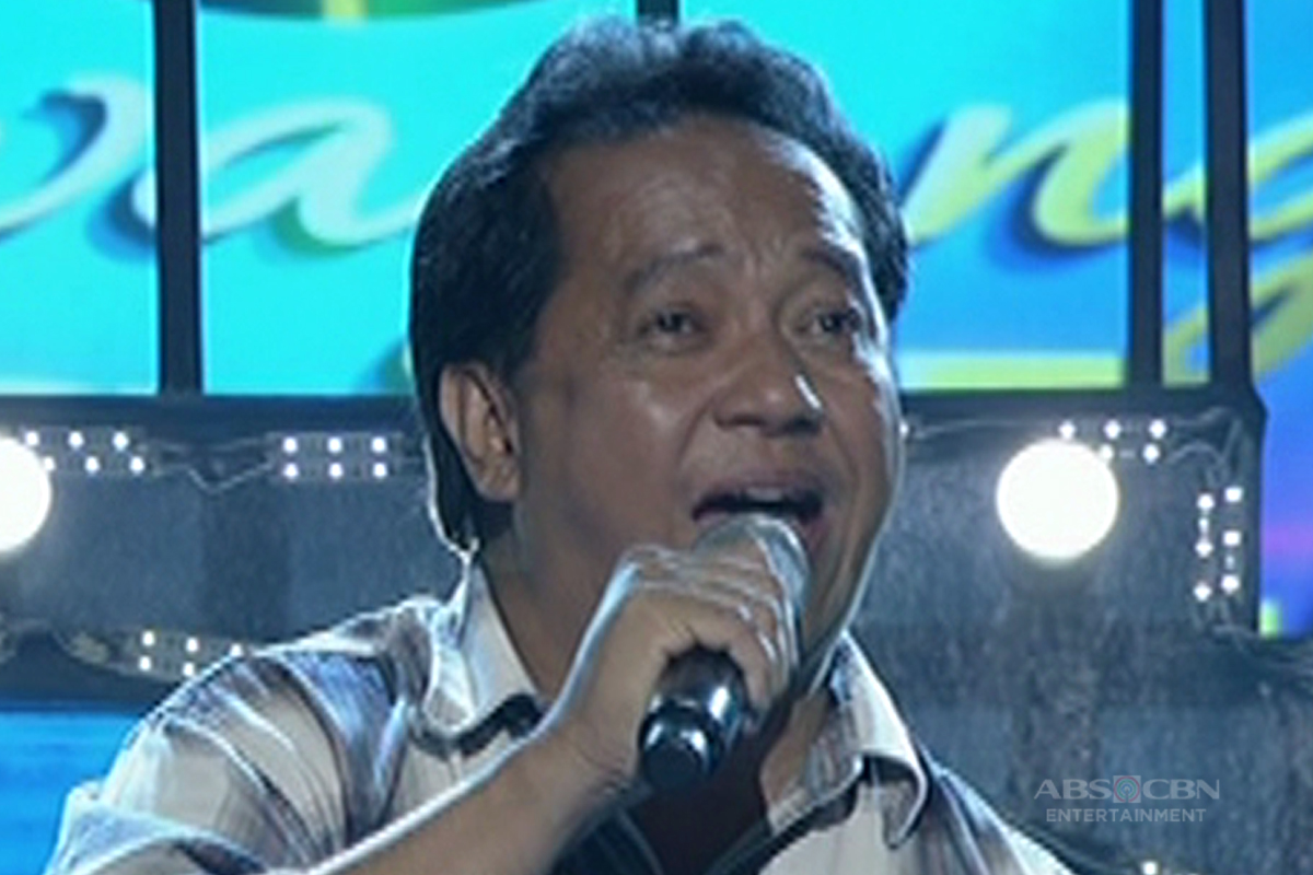 TNT: Visayas contender Victor Gutag sings The Platters' Smoke Gets In Your Eyes