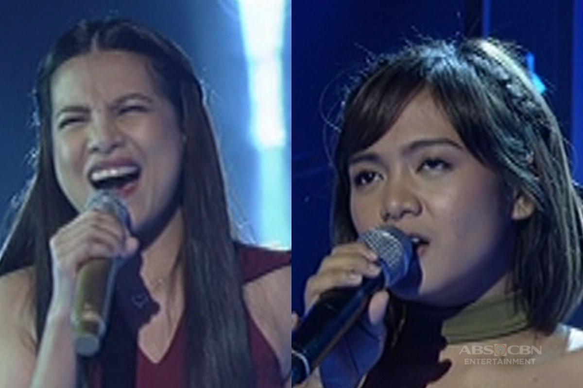 TNT: Marie Jasmine Ibay, sinubukan agawin ang golden microphone kay defending champion Aila Santos
