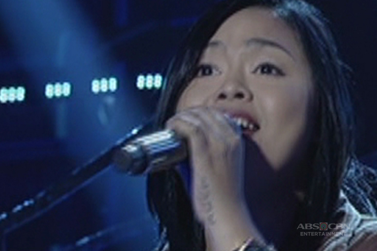 TNT: Luzon contender Lovely Dionisio sings Celine Dion's If You Asked Me To