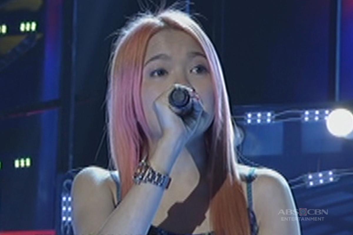 TNT Metro Manila contender Darlyn Bueno sings Killing Me Softly