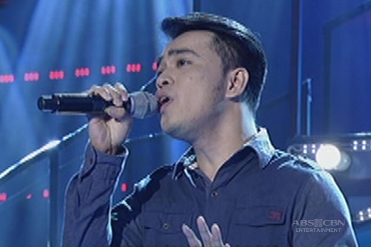 TNT: Visayas contender Charlie Sumalinog sings Erik Santos' Pagbigyang Muli