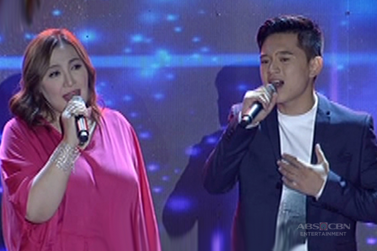 Coach Sharon & The Voice Teens finalist Jeremy's heartfelt rendition of