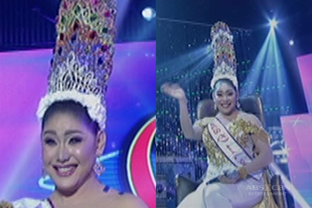 Matrica Matmat Centino, tuluyan ng napabilang sa listahan ng Miss Q & A hall of famer