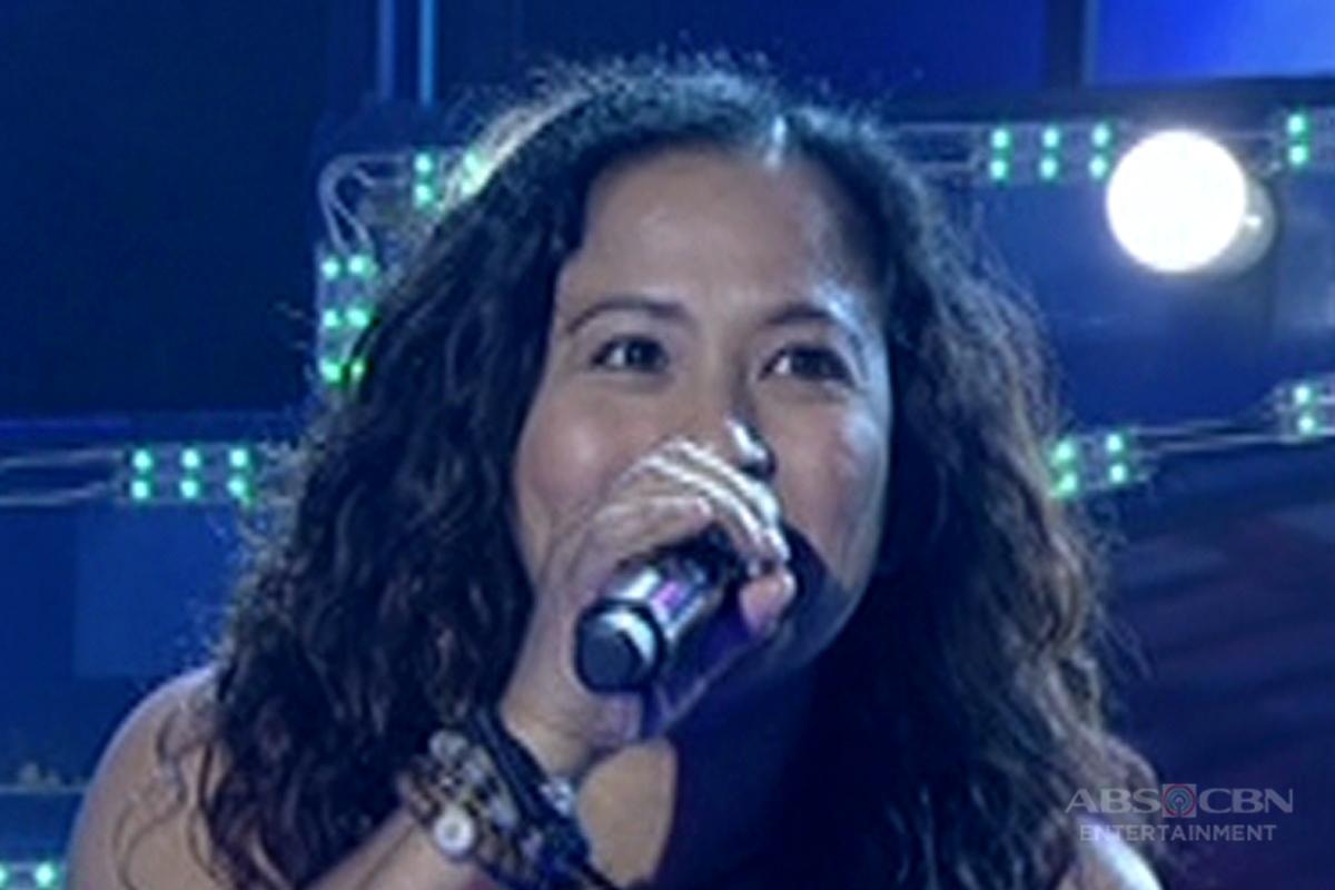 TNT: Mindanao contender Edeliza Uraning sings Alanis Morissette's You Learn