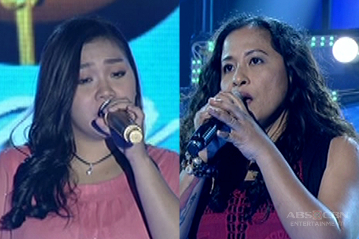 TNT: Edeliza Uraning at Rocelle Solquillo, nagharap para sa golden microphone