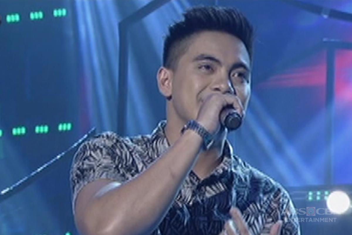 TNT: Mindanao contender Jaycee Jongko sings Wency Cornejo's Hanggang
