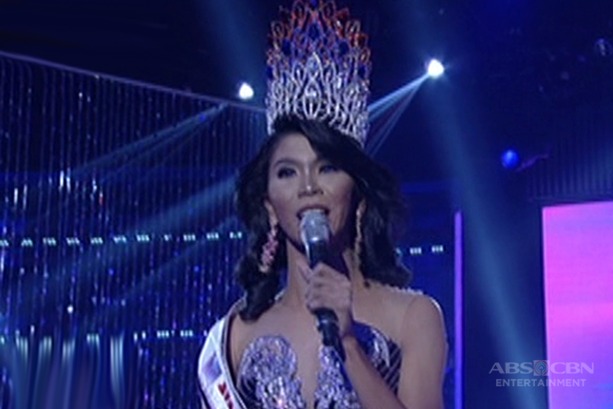 Miss Q & A: Magtuloy-tuloy kaya ang swerte ni reining queen Jeraldine Brittany Hawthorne?