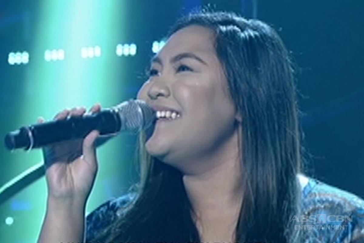 TNT: Visayas contender Joanne Bernal sings Ain't No Mountain High Enough