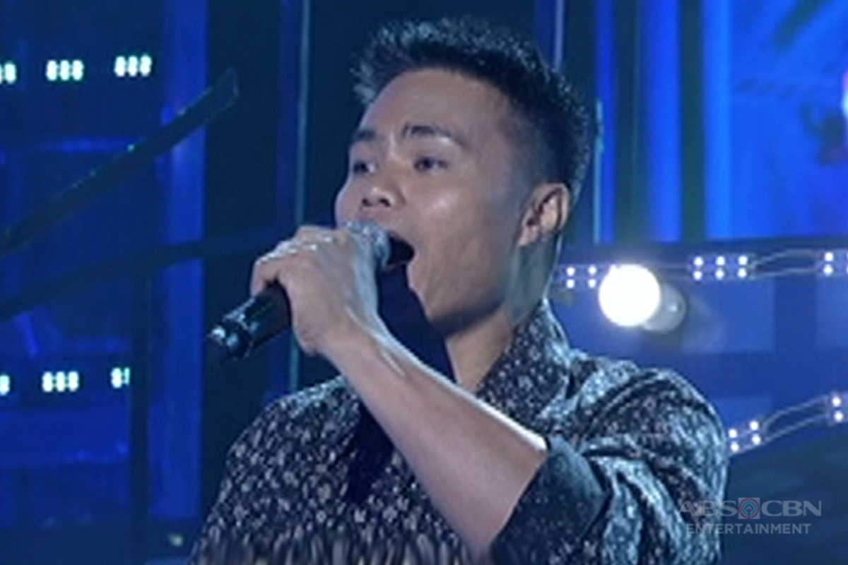 TNT: Mindanao contender Francis Apao sings Rico Puno's Lupa