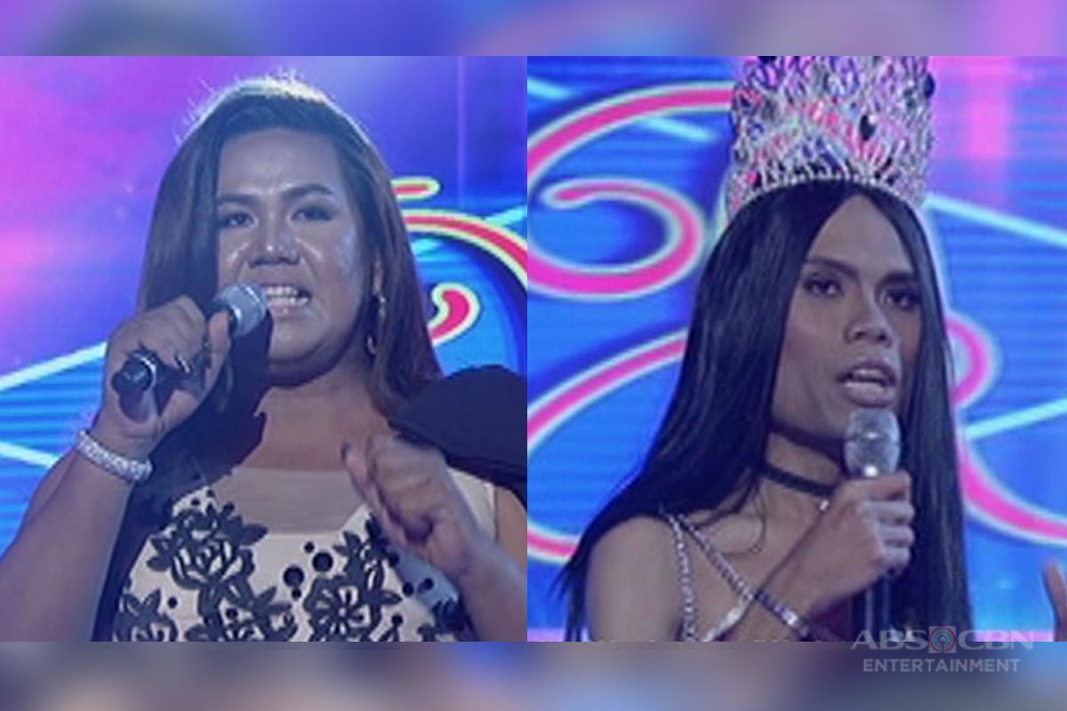 Miss Q & A: Ericka Francia Dusaran, hinarap ang reigning queen na si Marigona Dona Dragusha