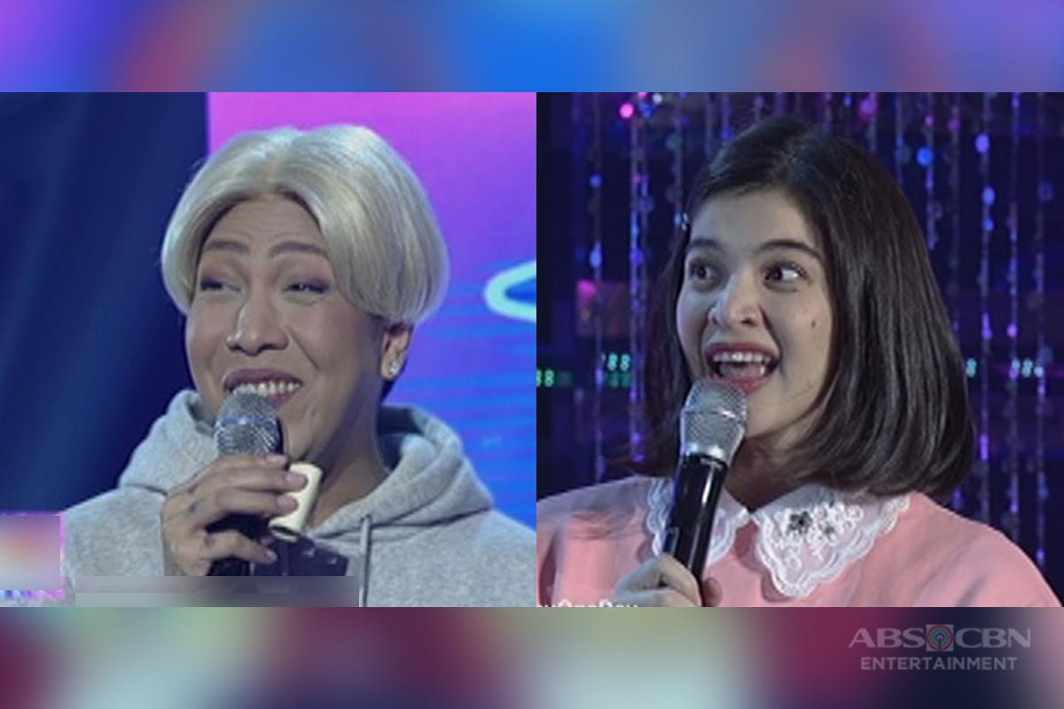 Anne, pinaalala noong nagkaroon ng girlfriend si Vice