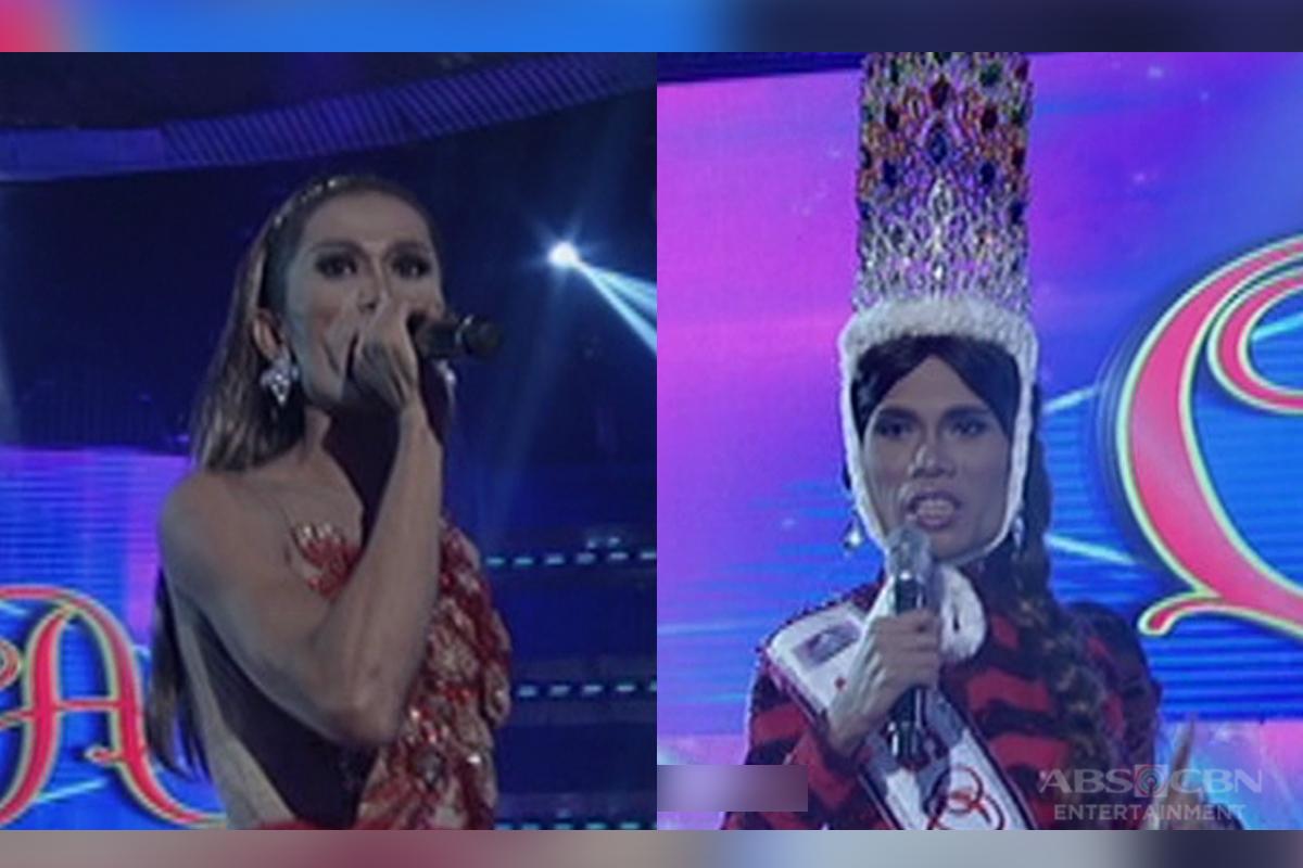 Miss Q & A: Ligaya Maligat, sinubukang masungkit ang korona mula kay Marigona Dona Dragusha