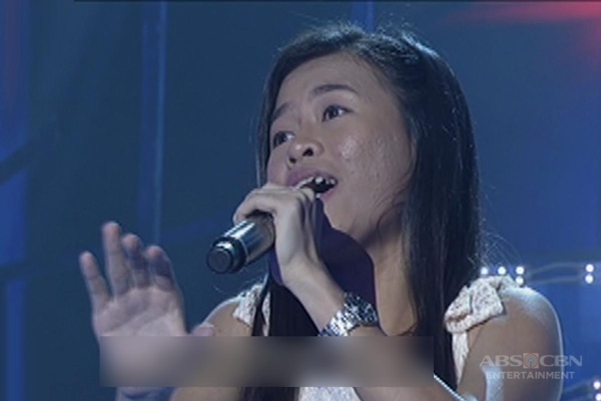 TNT: Luzon contender Regine Guce sings Bakit Ako Mahihiya?