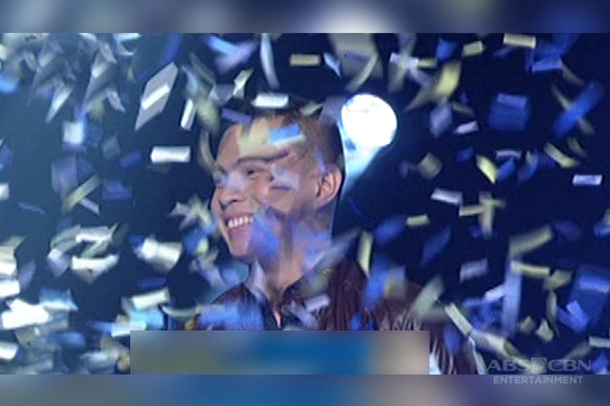 TNT: Anton Antenorcruz, tuloy-tuloy ang pamamayagpag bilang kampeon sa kanyang ika-anim na araw