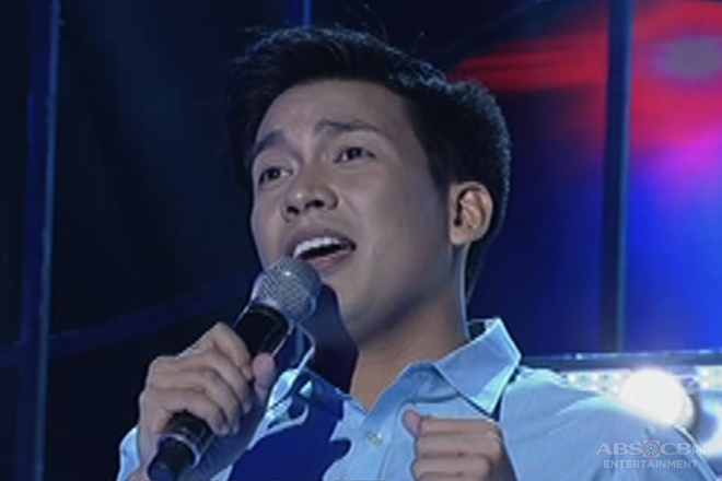 TNT: Luzon contender Paul Dominique Galvez sings Eric Benet's The Last Time