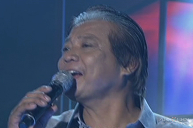TNT: Mindanao contender Dominador Munta sings The Beatles' Oh Darling