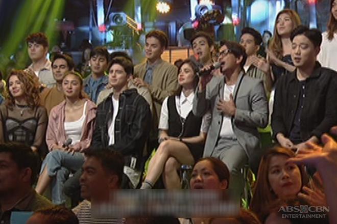 WATCH: Mga kantang nagpatibay sa pagsasamahan ng pamilyang nabuo sa It's Showtime