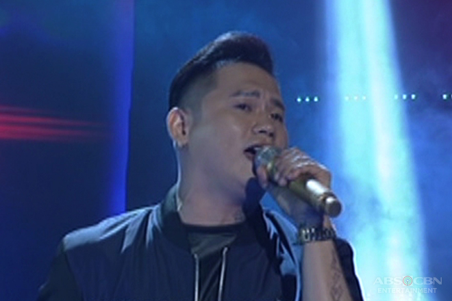 TNT Q2 Semifinals Day 1: Mark Michael Garcia sings James Ingram's There's No Easy Way