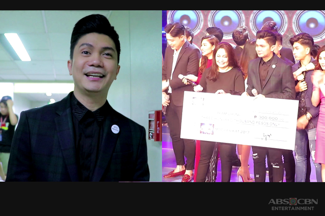 Vhong on winning Magpasikat for the first time