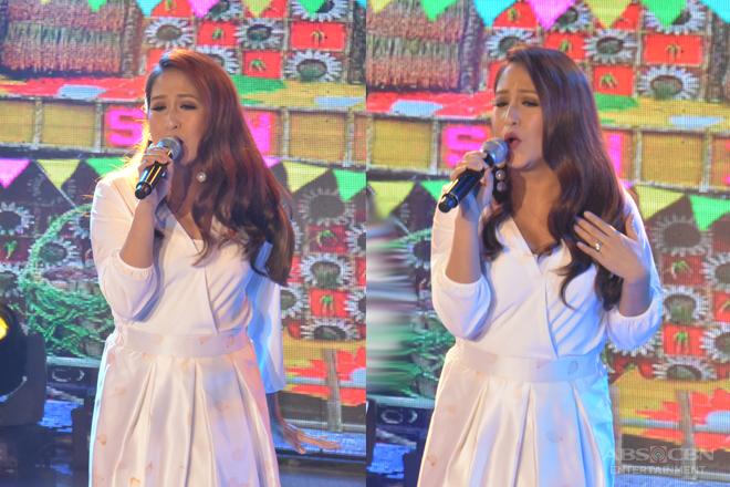 Jolina Magdangal sings Pilita Corrales' Dahil Sa'yo