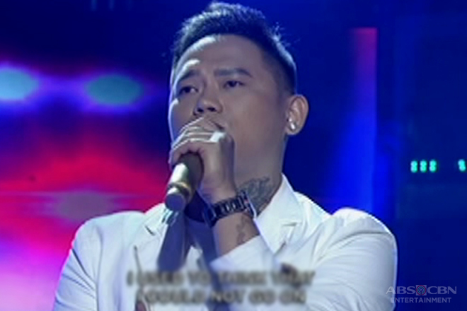 TNT2 Q2 Semifinals Day 2: Mark Michael Garcia sings