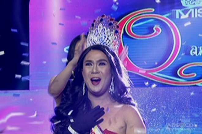 Miss Q & A: Angel Dumalay Alferos, pasok na sa semifinals!