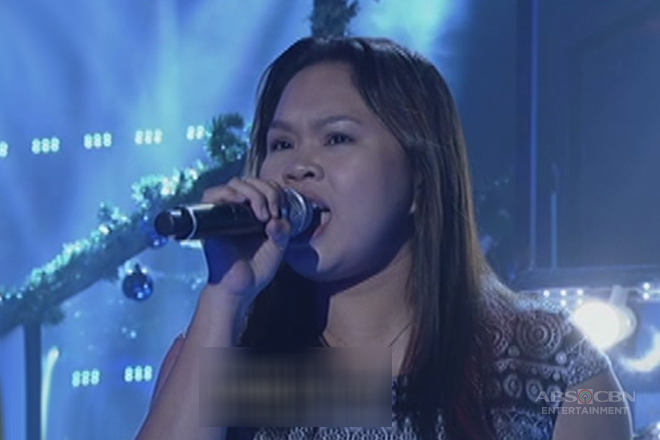 TNT: Visayas contender Christy Lariosa sings Stephen Bishop's It Might Be You