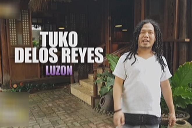 TNT: Kilalanin ang Luzon contender na si Tuko Delos Reyes