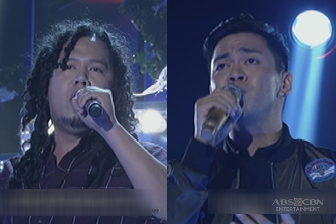 TNT: Tuko Delos Reyes, sinubukan agawin ang golden microphone kay 6-time defending champion na si Sofronio Vasquez